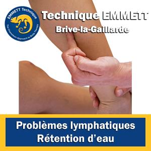 problèmes lymphatiques